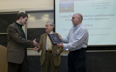 Profs. Bigelow, Wolf, and Knox