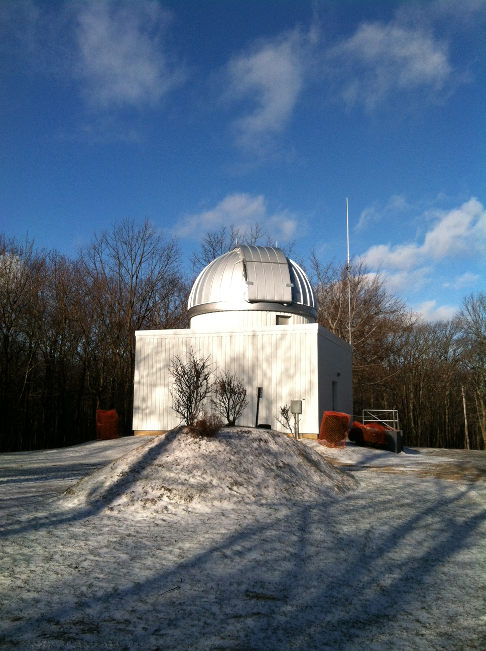 Graduate School Search >> C.E.K. Mees Observatory : Department of Physics and ...