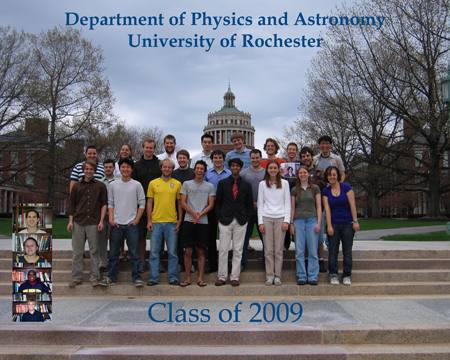 Class of 2009. Click for a high-resolution image.